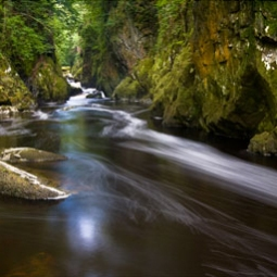Andy Page, Fairy Glen, Snowdonia